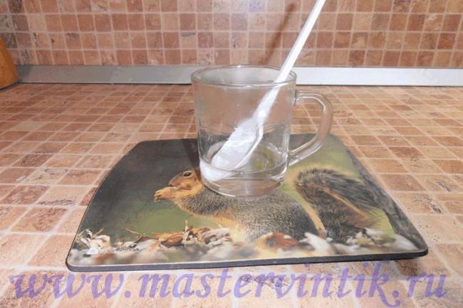 Приготовления мыла в домашних условиях (традиционный рецепт).