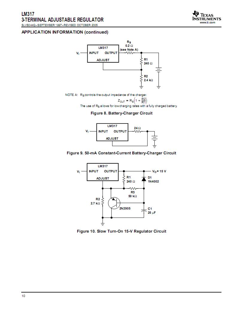 На рисунке 13 схема регулируемого стабилизатора с паралельным включением LM317 U= от4,5в до 25В; J=4А.