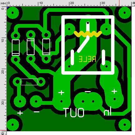 Устройство защиты от переполюсовки для зарядного устройства.