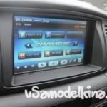 Встроенный компьютер в авто вместо стандартной магнитолы