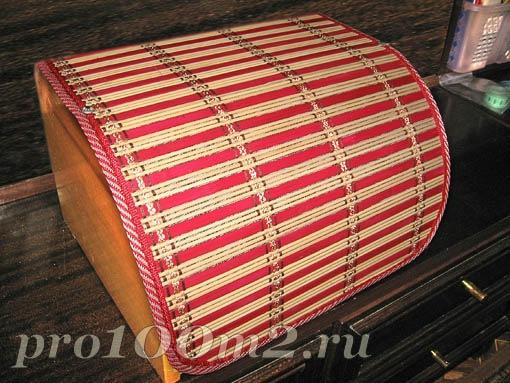 Салфетки для хлебницы своими руками