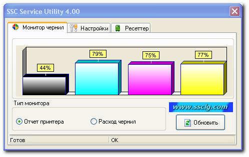 для Epson Stylus Printers