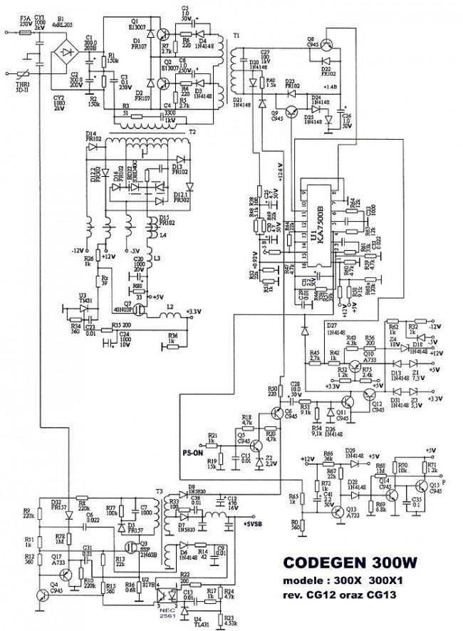 Как отремонтировать компьютерный БП?