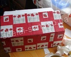 Как сделать подарочную коробку самому?