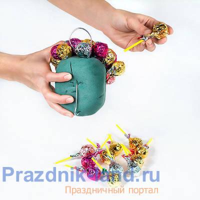 Новогодние ёлочные украшения своими руками