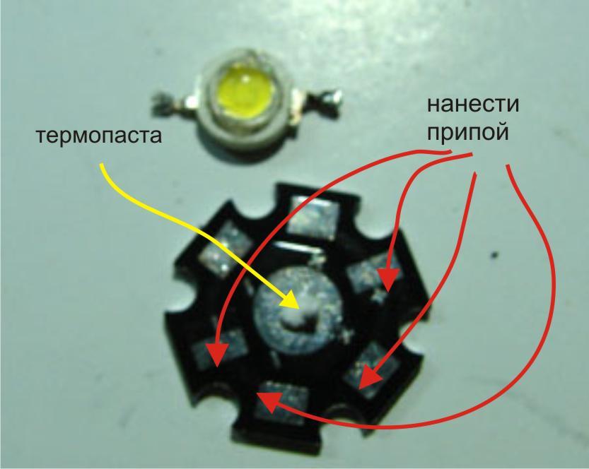 Светодиодная лампа для теплицы своими руками
