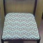 Как поменять обивку стула?