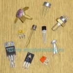 параметры транзисторов
