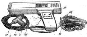 """Стробоскопы """"АВТО-ИСКРА"""" и СТБ-1. Назначение. Описание. Схема."""