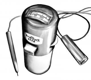 Простейший акупунктурный прибор своими руками