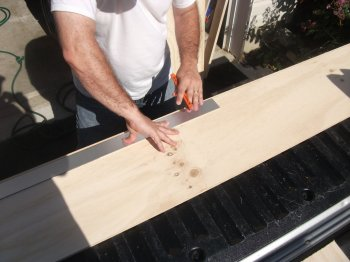 Деревянная лодка с мотором своими руками