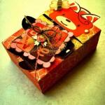 Подарочная коробка своими руками (схема)