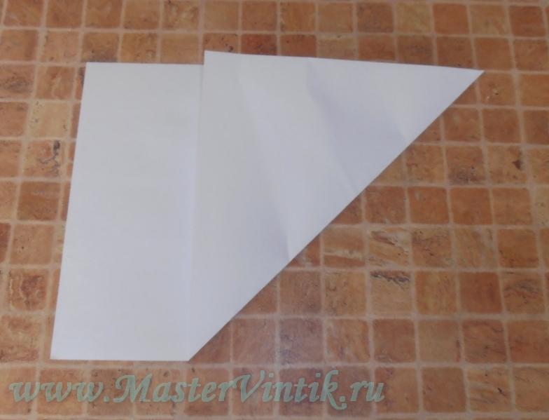 Сделать снежинки из бумаги а4 своими руками
