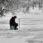 Рыбацкий зимний ящик