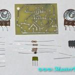 Набор для самостоятельной сборки металлоискателя №2
