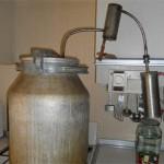 Чертежи и подробное описание самогонного аппарата