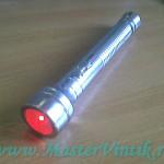 Замена лампочки на светодиод в фонарике