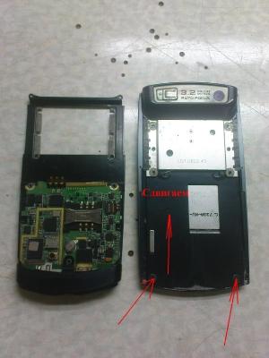 Ремонт сотового телефона SAMSUNG своими руками