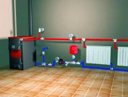 Способы отопления гаража