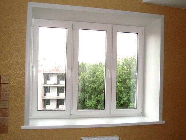 Откосы для окна своими руками