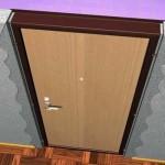 Как самому установить дверь?
