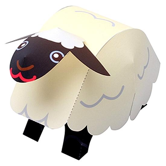Своими руками к новому году овечка