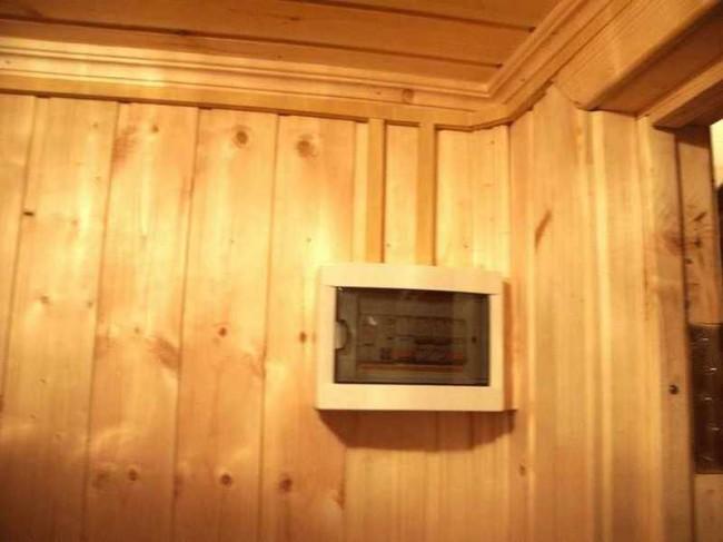 Безопасная электропроводка в доме