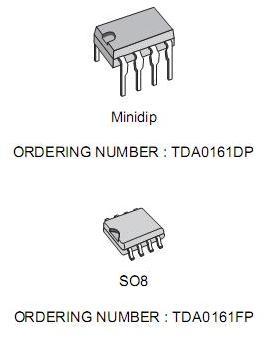 Простой металлодетектор на TDA0161