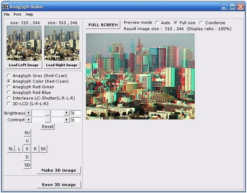 программа для создания 3d изображений