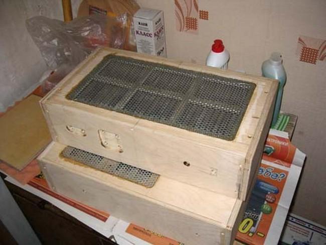 Деревянный корпус для радиоаппаратуры своими руками