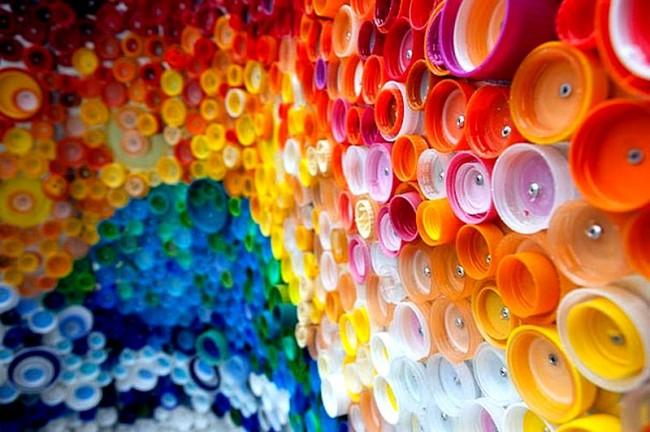 Разнообразие поделок из пластиковых бутылок!