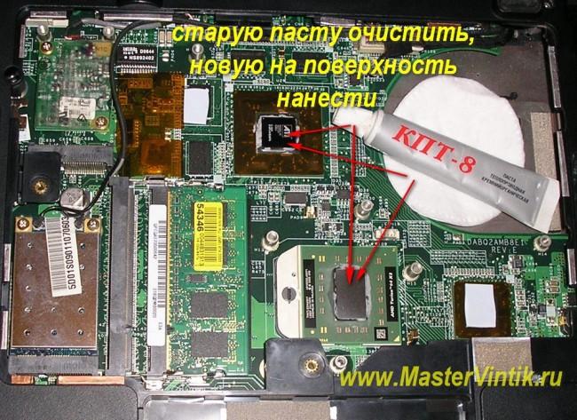 Как почистить ноутбук?