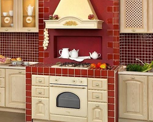 Встраиваемая техника для кухни своими руками