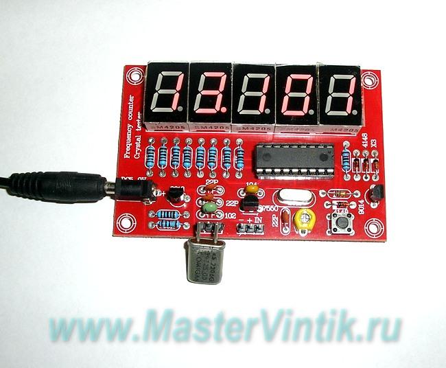 Микроконтроллер своими руками