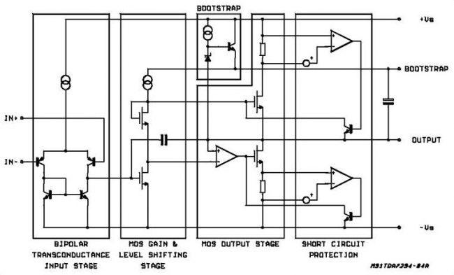Усилитель 100 Вт на TDA7294