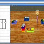 3D программа для работы с электрическими схемами