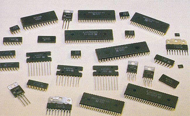 Зарубежные аналоги отечественных микросхем