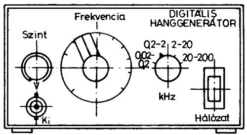 Цифровой синтезатор своими руками