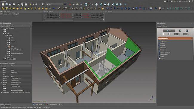 FreeCAD — бесплатная программа для создания 3D моделей