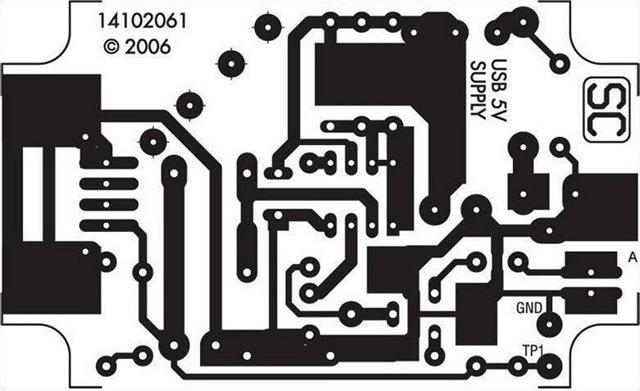 Схема зарядного устройства для IPod, IPhone