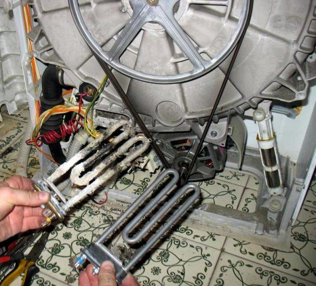 Как отремонтировать стиральную машину самому?