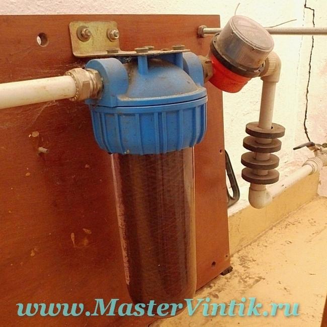 магнитный фильтр для воды своими руками мастер винтик всё своими