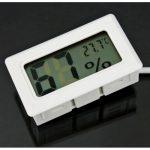 термометр-гигрометр с выносным датчиком купить