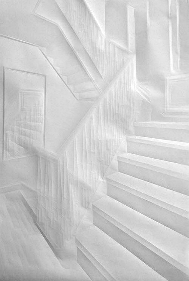 Красота из чистого листа бумаги