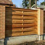 Забор своими руками. Деревянный, металлический, бетонный...