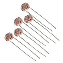 Основные характеристики фоторезисторов