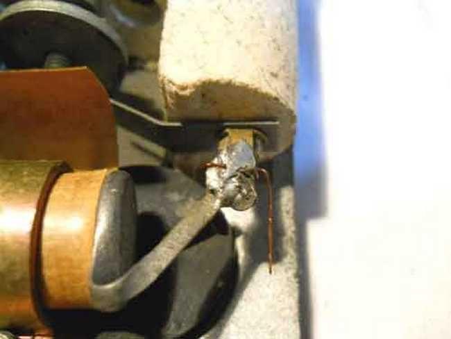 Ремонт электропривода швейной машинки своими руками