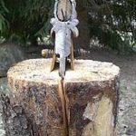 Колун для дров своими руками