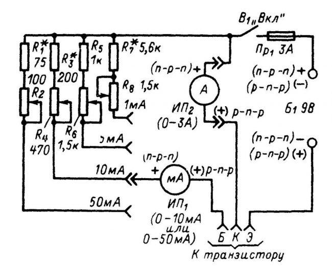 Простые приборы для радиолюбителей