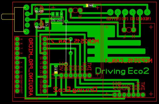 Как показать температуру двигателя в Renault и Driving Eco2 в MediaNav?